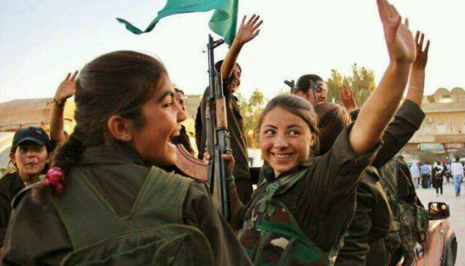 YPJ women 4