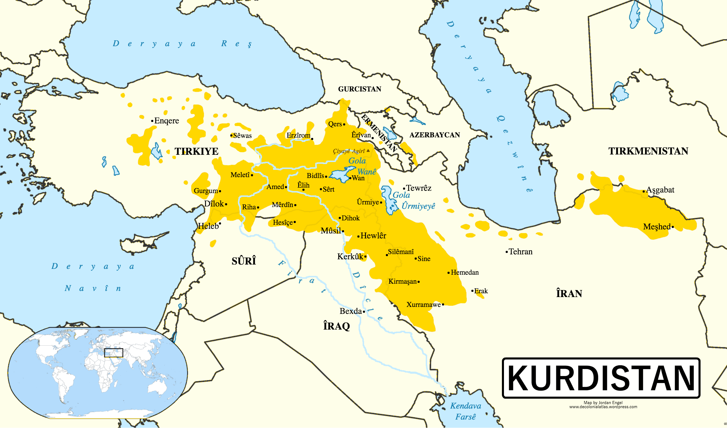 Background: The Kurdish freedom struggle | on most popular television show by state, iq by state, most popular vehicles by state, nicest people by state,